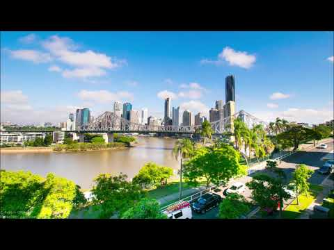 Brisbane Skyline - Winter 2017