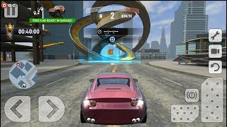 Extreme Car Driving Simulator 2 / Sports Car Racing Games /Android Gameplay FHD