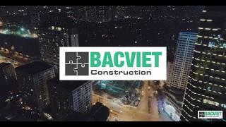 BacViet Construction - Timelapse thi công tường vây 1200mm dự án BRG PARK RESIDENCE