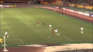 2010 J.League Division 1 MatchDay 21 Nagoya Grampus vs Kyoto Sanga ...