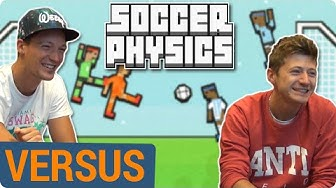BESTES FUSSBALL-SPIEL! - Soccer Physics