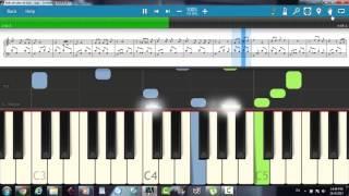 Anh Sẽ Sớm Về Thôi - Isac Piano Tutorial