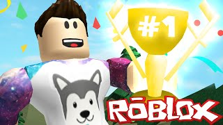 Roblox - Speed Race - I'M A WINNER!!
