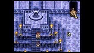 I defeat the lion boss very easily to get the first crystal in the ...