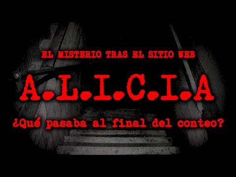 El misterio de la web A.L.I.C.I.A ¿Qué pasaba al final del conteo? | Dross (Angel David Revilla)