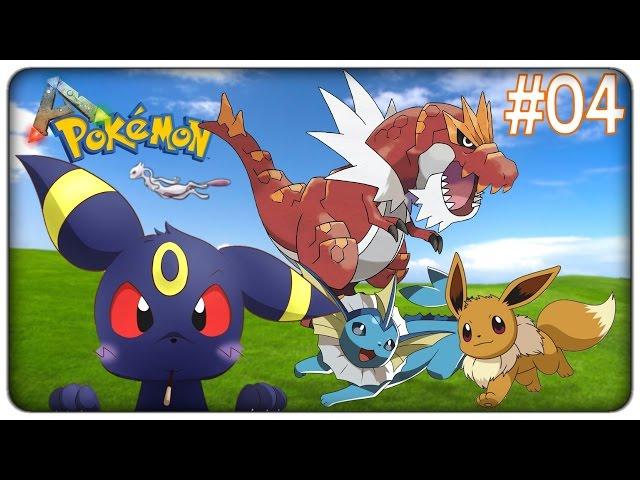 IL TYRANTRUM INTRAPPOLATO E LE EEVOLUZIONI DI EEVEE | Pokemon Evolved - ep. 04 [ITA]