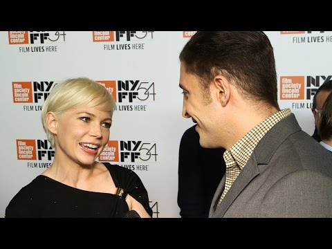 """Michelle Williams at the """"Certain Women"""" NYFF Premiere Behind The Velvet Rope with Arthur Kade"""
