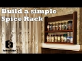 Build a simple Spice Rack