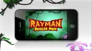 Rayman Jungle Run -- Update trailer [EUROPE]