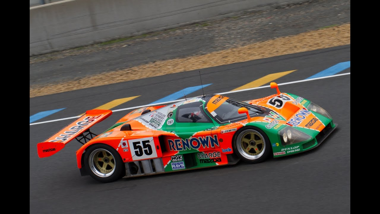 Mazda 787B Insane Sound - YouTube