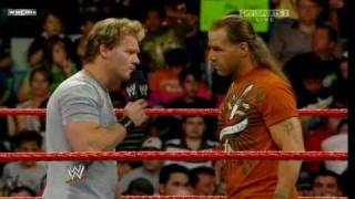 Shawn Michaels, Y2J Chris Jericho and Lance Cade Segment