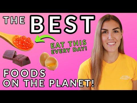 Nutrient-Dense Foods TOP 5! (Real Superfoods)
