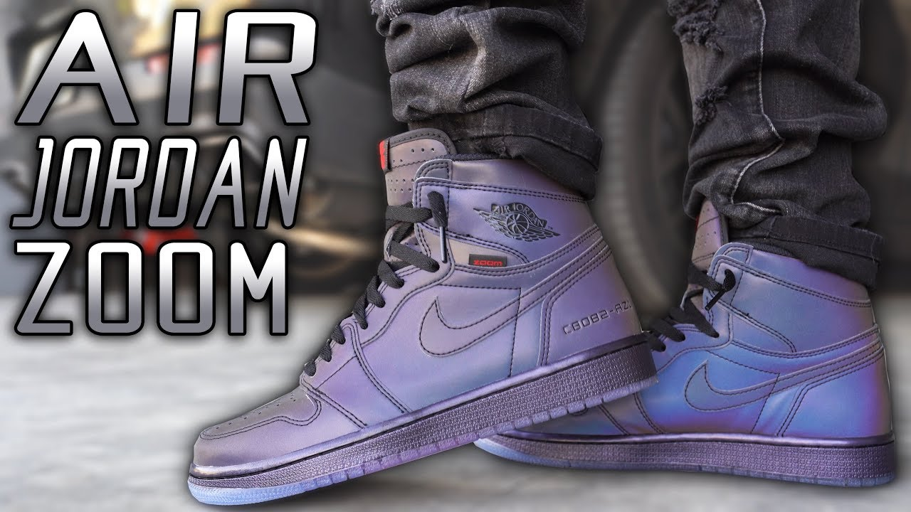 BEWARE BEFORE YOU BUY ! AIR JORDAN 1 HIGH ZOOM
