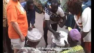 Making The Djembe 3
