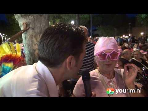 Misano Adriatico: le voci della Notte Rosa 2014