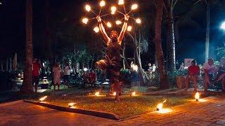 Phuket fire show. Modern style by Warin fire show