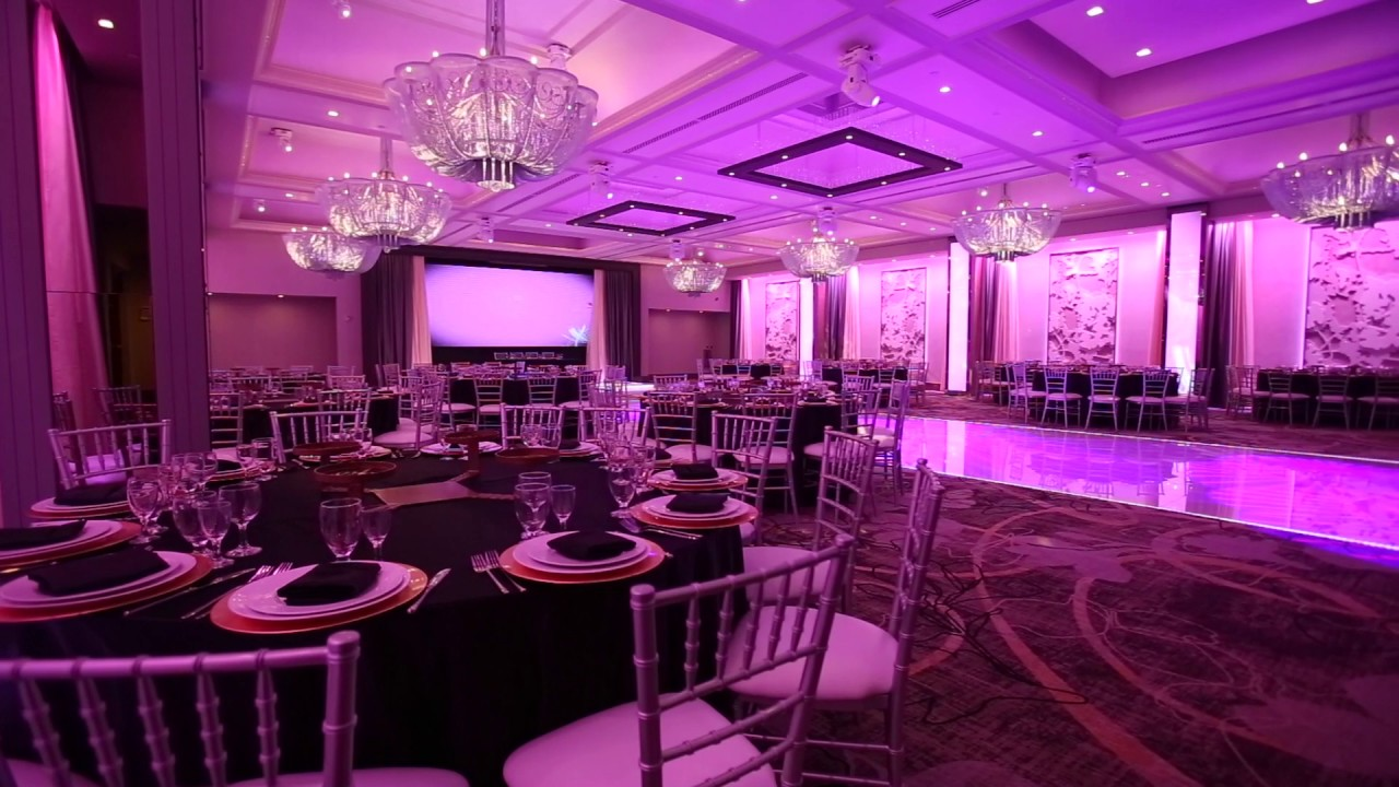 Legacy Banquet Hall By Anoush Halls And Catering Special Effects Lighting