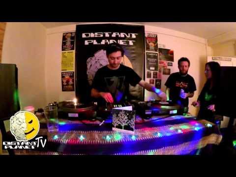 Rory Moronik B2B D-Rink - Distant Planet TV - Broadcast #2 19th Dec 2015