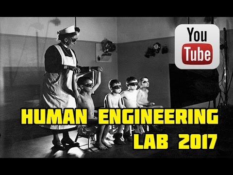 ВЫСТАВКА Human Engineering Lab 2017 МОСКВА