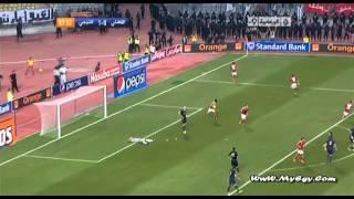 أهداف الأهلي 1-1 الترجي [03/11/2012] على محمد على (النهائي)