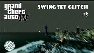 GTA 4 - Swing Set Glitch Launches #3!