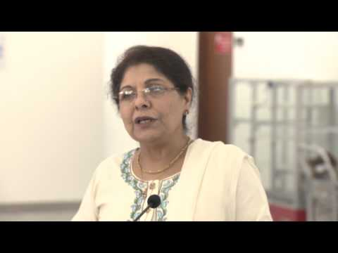 Dr. Akhtar at the Opening of the UN Bangkok Accessibility Centre