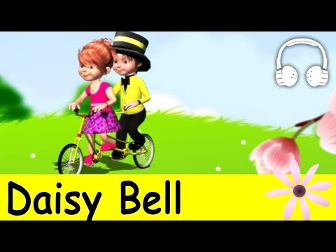 Daisy Bell (Bicycle Built for Two)   Family Sing Along - Muffin Songs