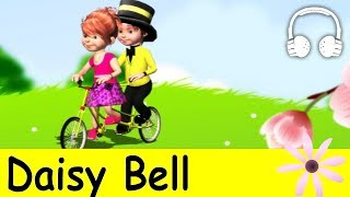 Daisy Bell (Bicycle Built for Two) | Family Sing Along - Muffin Songs