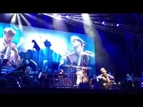 Game of Thrones Medley - 2Cellos - live Padova