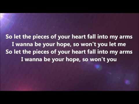 Beauty In The Broken (Hyland) - LYRICS