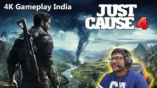 Just Cause 4 Gameplay on My Beast PC | This Game is Too Much Fun!!