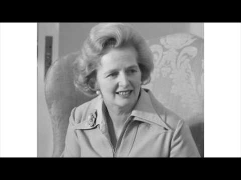 Maggie Thatcher: What the Grocer's Daughter Did to Gold by BullionVault