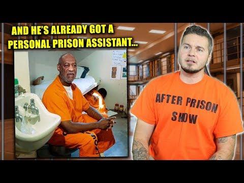Bill Cosby Living Like a Boss in Prison?