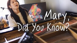 Mary, Did You Know? Solo Piano Cover by Sangah Noona