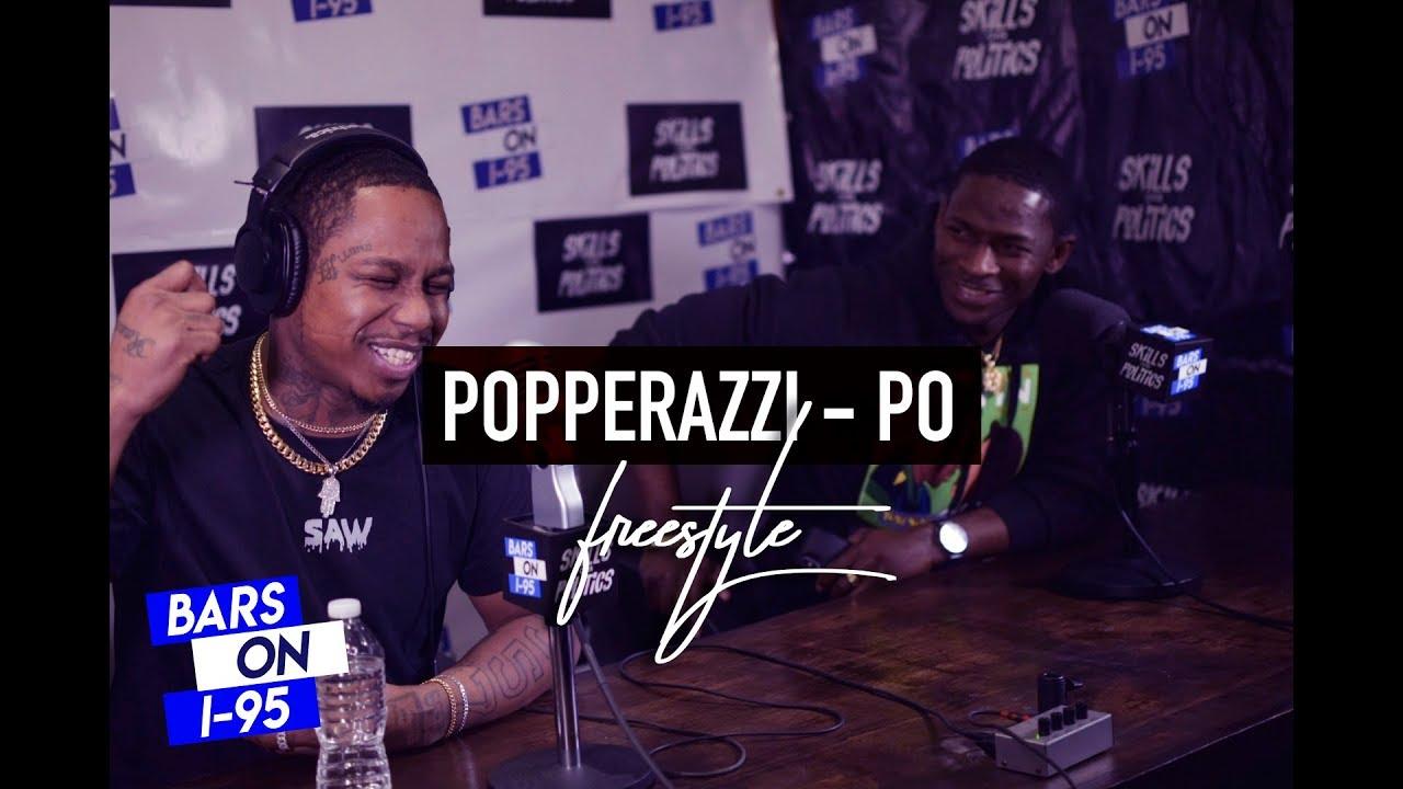 POPPERAZZI PO Bars On I-95 Freestyle