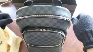Louis Vuitton 'Michael' Backpack