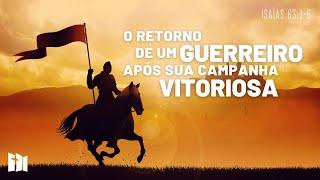 O retorno de um guerreiro após sua campanha vitoriosa   Rev. Fabiano Santos