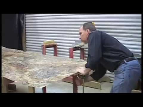 HowTo Install Undermount Sink To Laminate Countertop