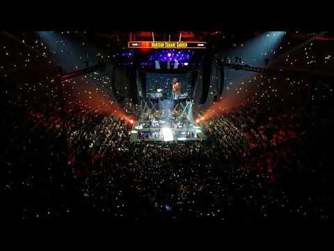 8.26.17 Marc Anthony Opening Song At Madison Square Garden