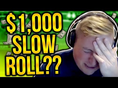 SLOW ROLLED FOR $1,000?? PokerStaples Stream Highlights