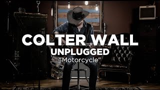 Colter Wall - Motorcycle Unplugged | CME Session
