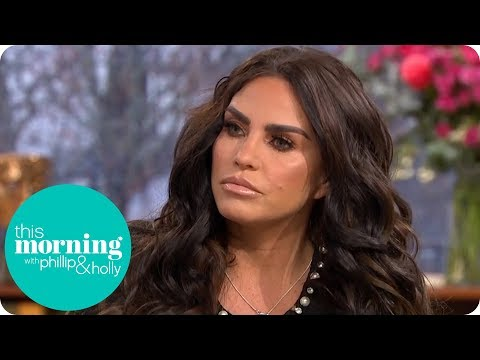 Katie Price Reveals She's Adopting a Baby From Nigeria | This Morning