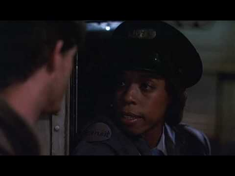 Lynne Thigpen in 'Streets of Fire'