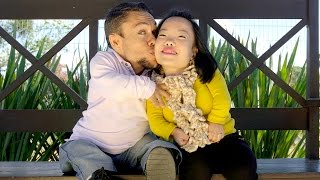 World's Shortest Couple: The Big Question: EXTREME LOVE