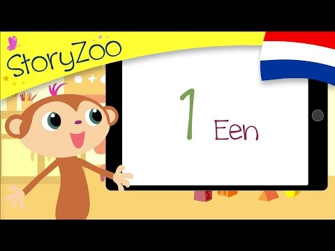 Numbers • Childrens First Words • Dutch