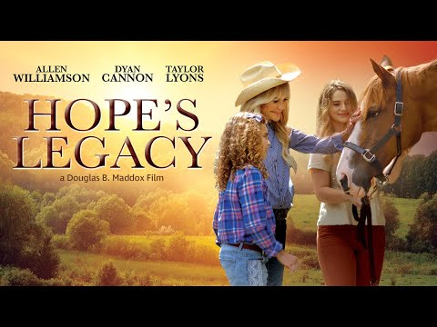 Hope's Legacy - Sequel To Christmas Ranch - US Eventing Promo