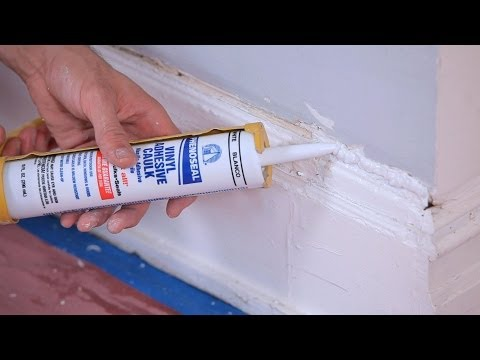 How to Caulk | House Painting
