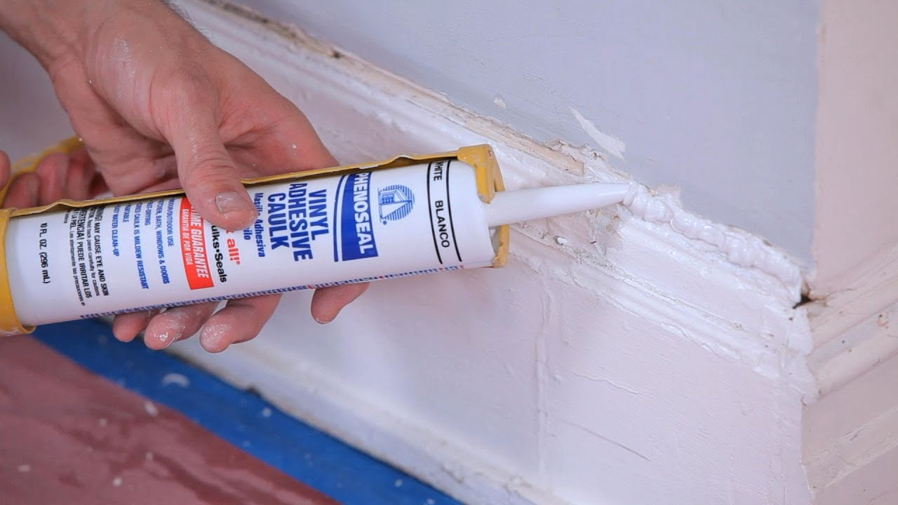 How Long Does Caulking Take To Dry In A Bathroom how to caulk | house painting