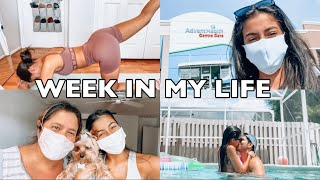 WEEK IN MY LIFE: QUARANTINE EDITION PART 2