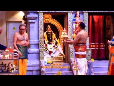 13th Day Pilliar Kathai At Sri Raja Rajeswari Amman Temple Stoneleigh,UK 08-12-2015